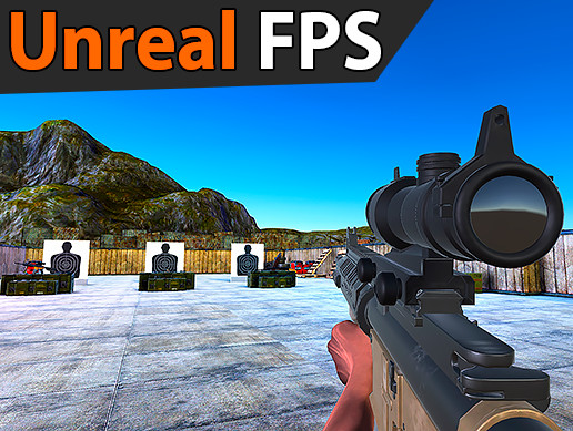 Unreal FPS Mobile