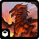 Dragons Card Game UI
