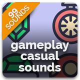 ゲームプレイカジュアルサウンド