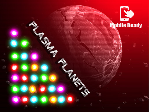 Plasma Planets - Puzzle Game Complete Project