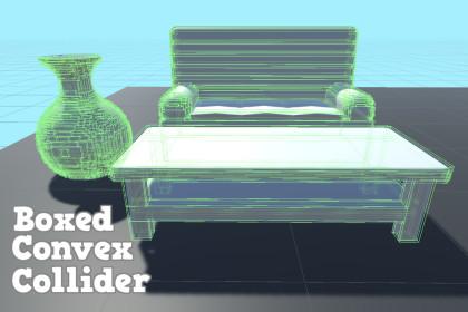 Boxed Convex Collider