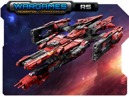 Federation CommanderShip R5
