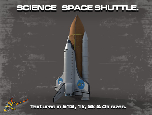 SCIENCE SPACE SHUTTLE