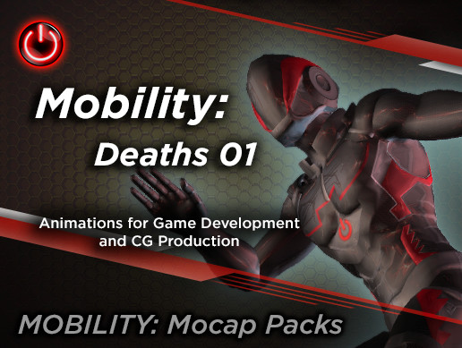 MOBILITY: Deaths Mocap Animations