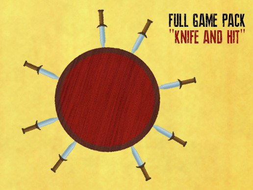 """Toolkit for creating game """"Knife and Hit"""""""