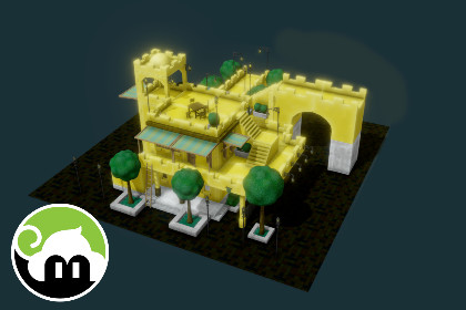 Modular Fortress Bundle