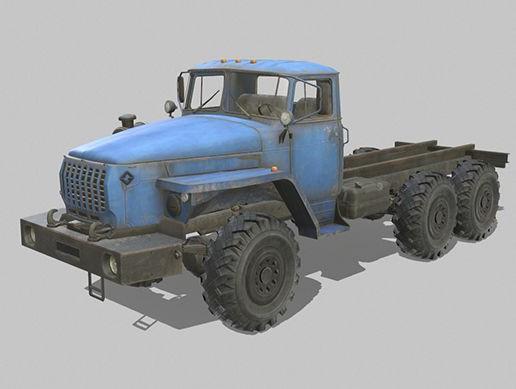 Ural 4320.