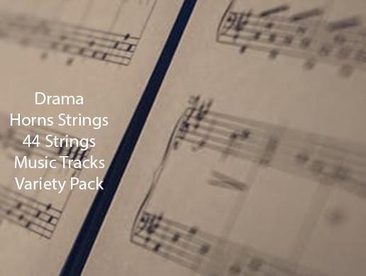 Drama Horns Variety pack
