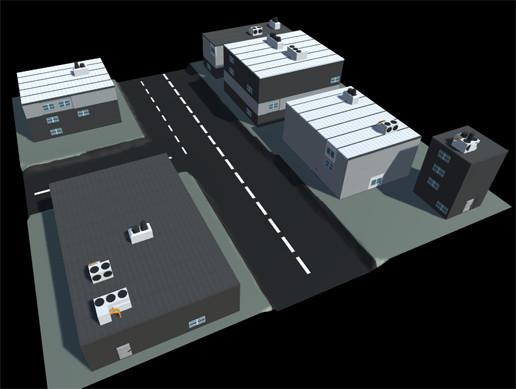 Buildings Generator
