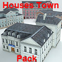 Town Houses Pack