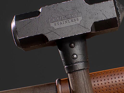 Sledge Hammer | First / Third Person