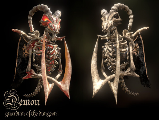 Demon (guardian of the dungeon)
