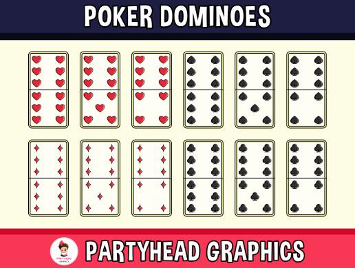 Poker Dominoes
