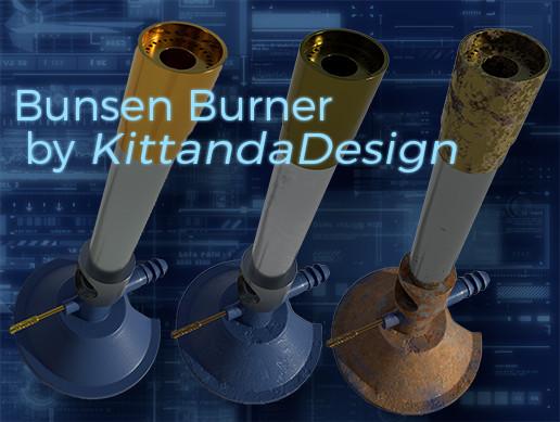 Science Lab - Bunsen Burner