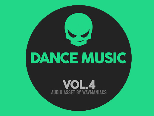 Dance Music Vol.4 (VIdeo Game Music)