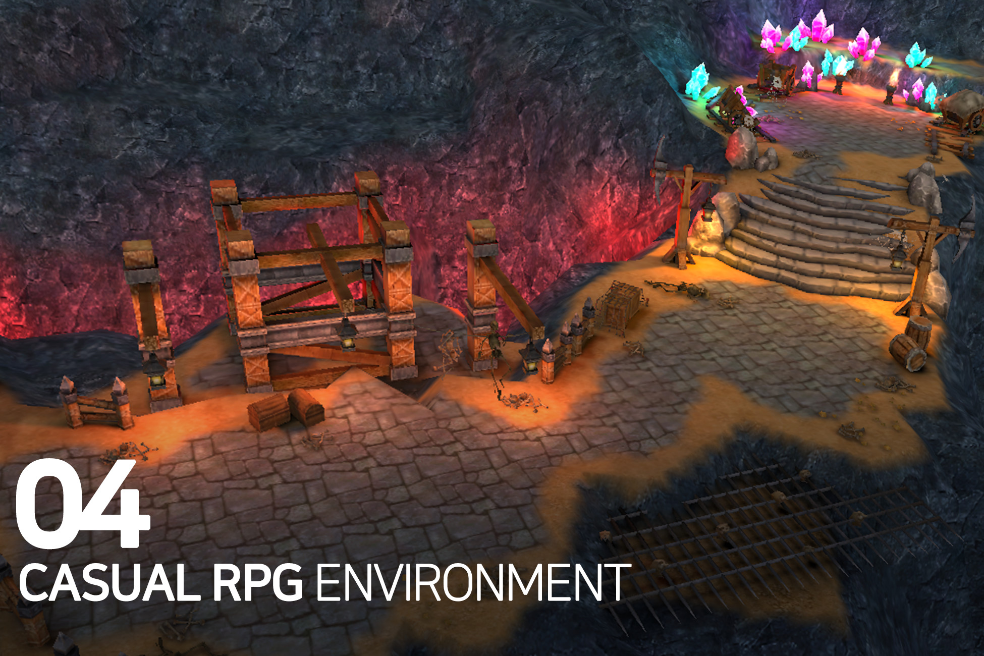 Casual RPG Environment 04