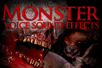 Monster - Voice Sound Effects