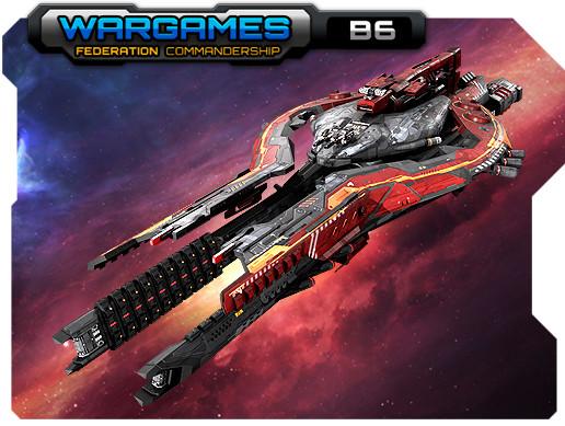 Federation CommanderShip B6