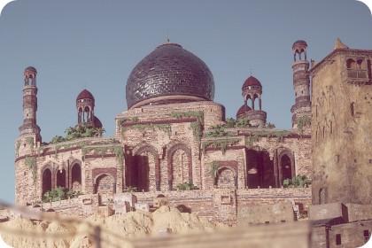 Desert Environment - Town & Palace | CITADEL
