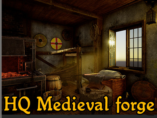 HQ Medieval forge