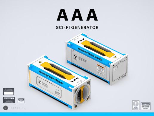 Sci-Fi Generator AAA