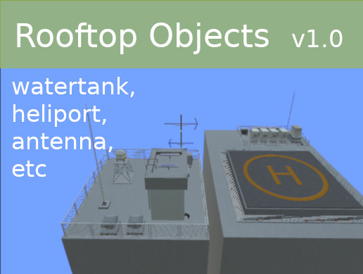 Rooftop Objects