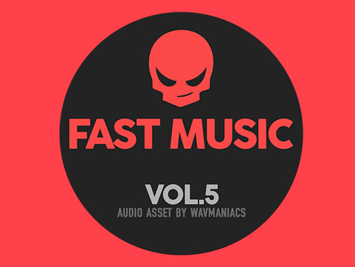 Fast Music Vol.5 - Video Game Music