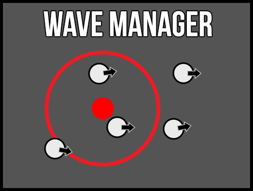 Tower Defence Wave Manager