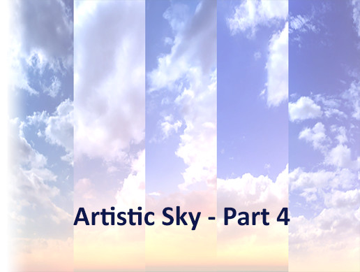 Artistic Sky - Part 4