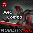 MOBILITY PRO: Mocap Animation Pack