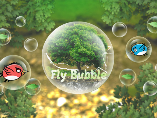 Fly Bubble - One Touch Game