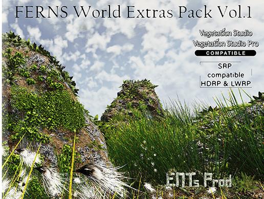 FERNS World Extras Pack Vol.1