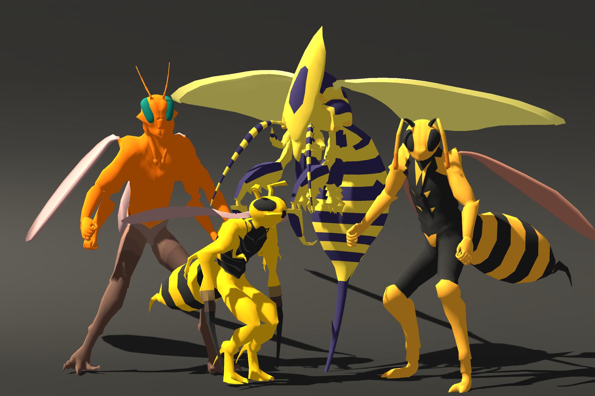 Medieval Fantasy - Monsters Bundle 9