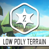 Low Poly Terrain - Polaris 2019 LTS