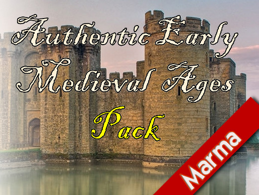 Authentic Early Medieval Ages Audio Pack