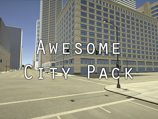 Awesome City Pack