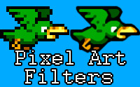Pixel Art Filters From Emulators