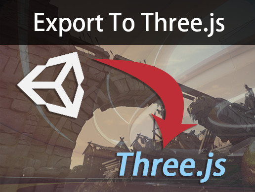 Export To Three js - Asset Store