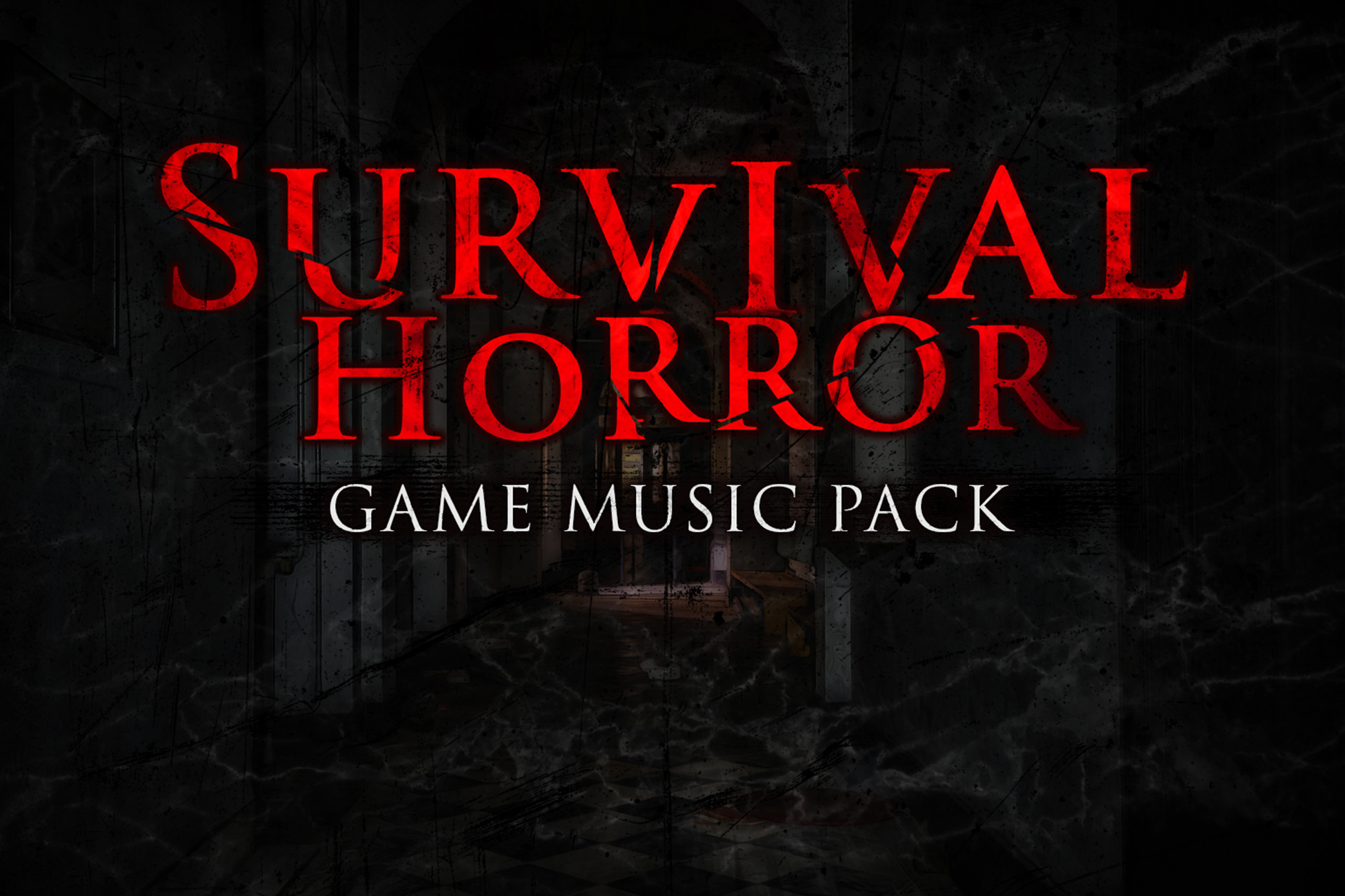 Survival Horror Game Music Pack