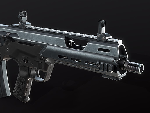 M556 Bullpup Assault Rifle