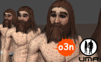 LOD Slots for o3n Male Dwarf Content