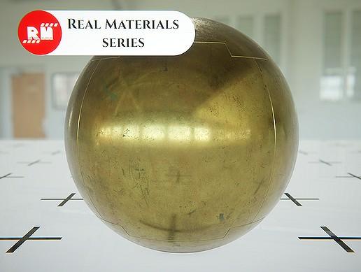Brass Used
