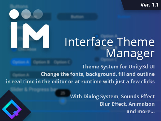 Interface Theme Manager