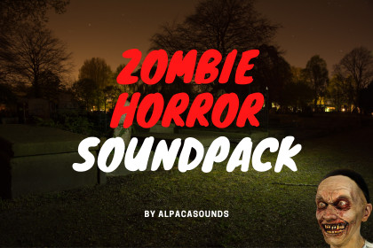 Zombie Horror Sound Pack