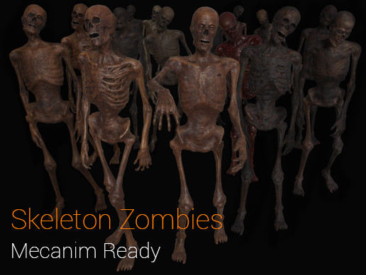 Skeleton Zombies
