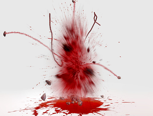 Blood & Gore Explosion