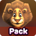 Cute Animal Pack1