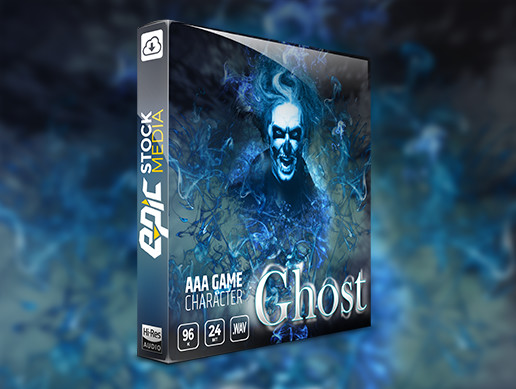AAA Game Character Ghost
