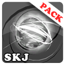 Toon Particle Pack SKJ Ver.1