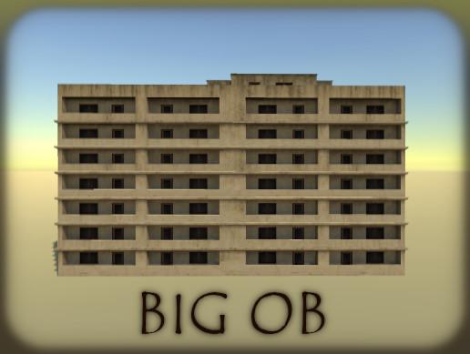 Big Open Building(worn)